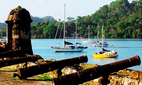 Fortifications on the Caribbean Side of Panama: Portobelo-San Lorenzo
