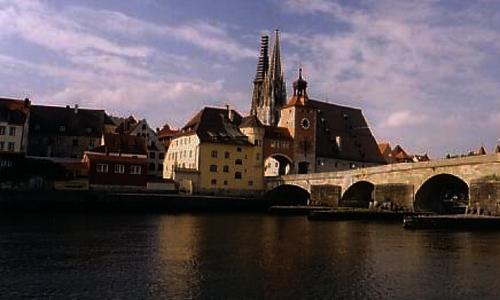 Regensburg Church
