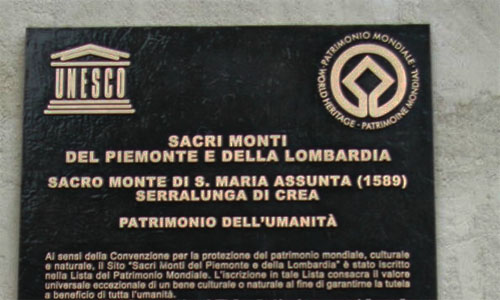 Sacri Monti of Piedmont and Lombardy