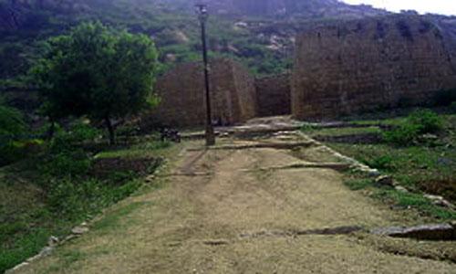 Sankagiri Fort