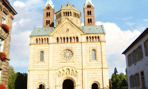 Speyer church
