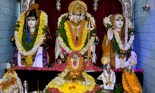Sripada Srivallabha Temple