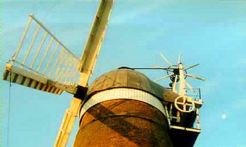 Stansted Mountfitchet Windmill