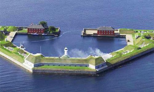 Trekroner Fort