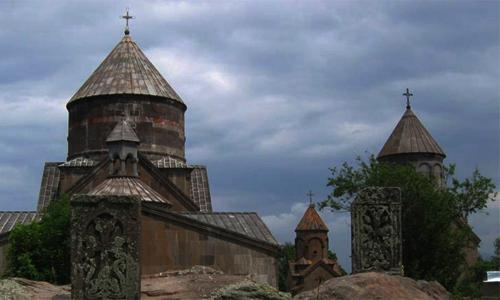 Holy Martyrs Vardanants Church