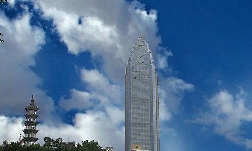 Wenzhou World Trade Center
