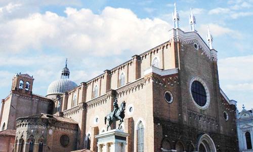 Basilica di San Zanipolo church