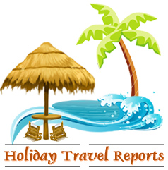 holiday travel reports